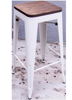 Barstool white